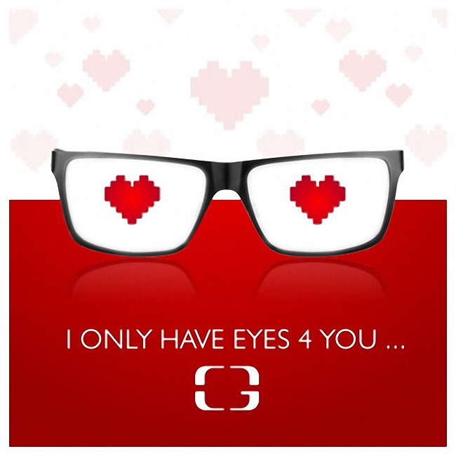 Be My Augmented Valentine's Day Reality