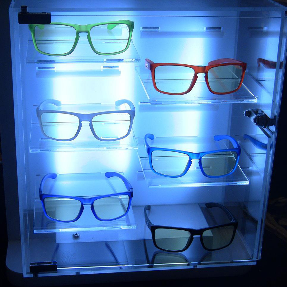 CES 2014: GUNNAR Optiks gets Intercepted with more colors